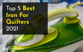 Best Iron For Quilters