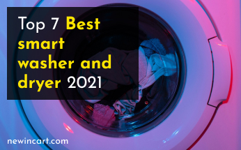Best smart washer and dryer
