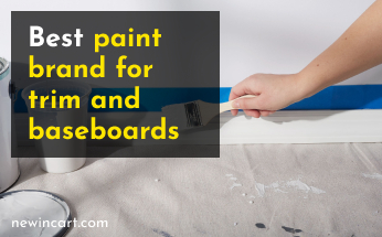 Best paint brand for trim and baseboards