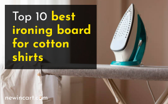 best ironing board for cotton shirts